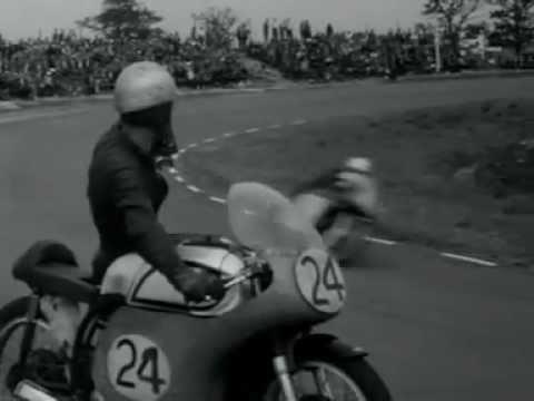 John Surtees wint TT Assen (1959)