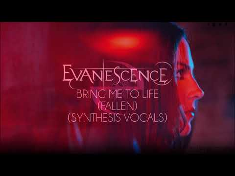 Evanescence  - Bring Me To Life (Fallen) (Synthesis Vocals)
