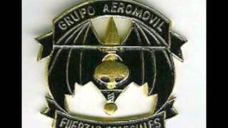 Cuerpo de Fuerzas Especiales GAFE parte 1