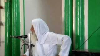 Friday Muslim Sermon @ Champion Reefs Masjid, K.G.F