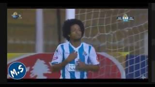 بالفيديو.. كينو يتقدم لبيراميدز على حساب المقاولون العرب