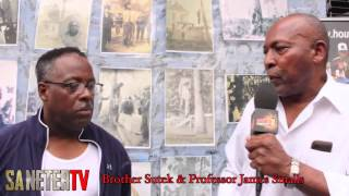 Prof James Smalls On Economics,The Hebrew Israelites & The Word Nigger