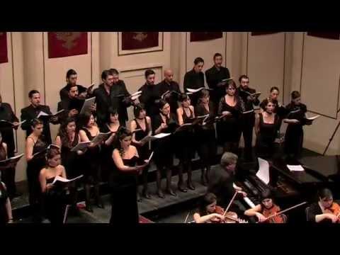 MISA A BUENOS AIRES - Martín Palmeri - MISA TANGO - Dir. Santiago Ruiz