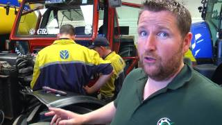 GRASSMEN TV - Twist of Fiat Extra Content:  110-90 Turbo Installation