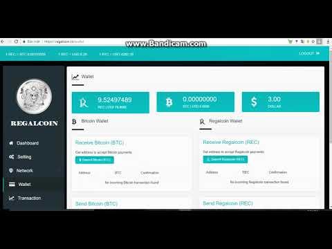hướng dẫn mua lending regalcoin và hướng dẫn mua coin sàn coinexchange