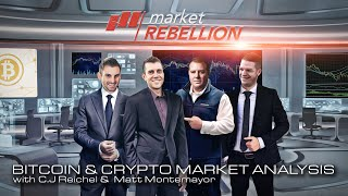 'Bitcoin Price Pump, Technical Analysis & Voyager VGX Bull Run With The Crypto Market Rebels'