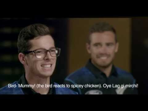 Wikki Paaji prepares the New Zealand Cricket team for a taste of India | Play The Host