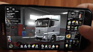 Euro Truck Simulator 2 - ANDROID