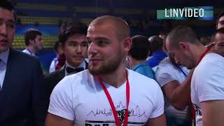 Street Workout 2014 Первый чемпионат Мира, Астана