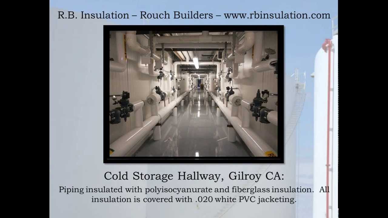 Mechanical Insulation & Pipe Insulation Contractor - RB Insulation, Wasco CA