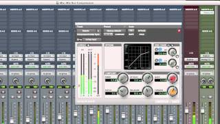 5 Minutes To A Better Mix: Mix Bus Compression - TheRecordingRevolution.com