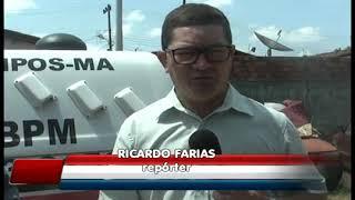 LIMA CAMPOS: Polícia Militar conduz homem por porte ilegal de arma de fogo.
