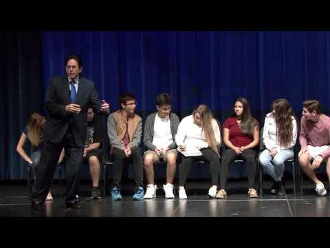 High School Hypnotized 2018 and she's 5 years old!!