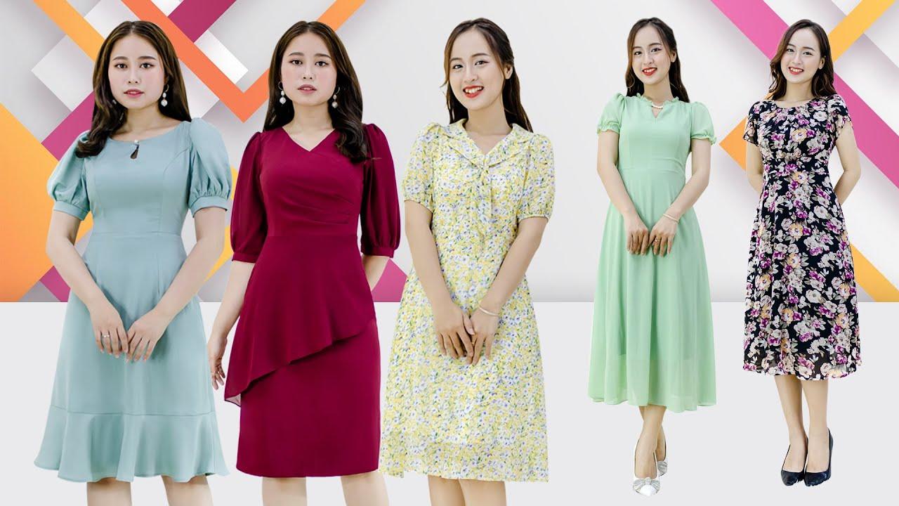 TOP 10 Mẫu Đầm Dự Tiệc Đẹp Nhất Năm 2021 – Thời Trang Trung Niên | Tổng quát các thông tin về shop thời trang nam gò vấp chính xác