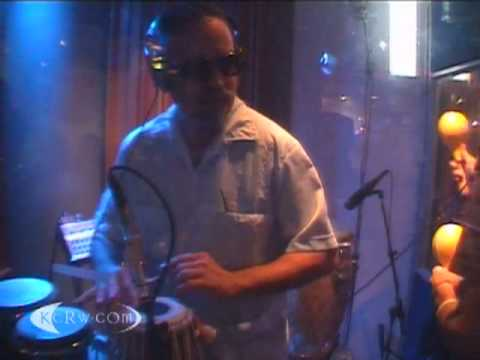 """Thievery Corporation performing """"Lebanese Blonde"""" on KCRW"""