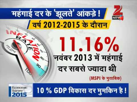 DNA test of India's economic growth before Union Budget 2015