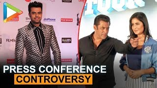 Manish Paul breaks silence on Salman-Katrina Pune press conference controversy | Twitter Questions