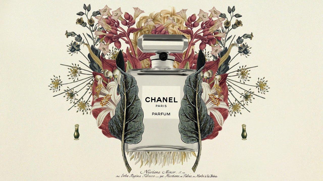 The Self-Portrait of a Perfume - Inside CHANEL - ViYoutube