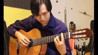 Solo cùng bolero - Mưa Đêm Tỉnh Nhỏ - Guitar Solo (Độc Tấu Guitar) - Guitarist Nguyễn Bảo Chương