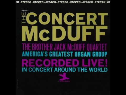 Brother Jack McDuff   'Sokay