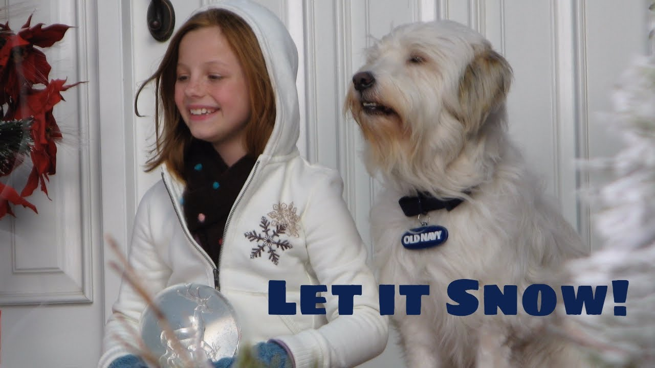 Old Navy 2006 Christmas Commercial \