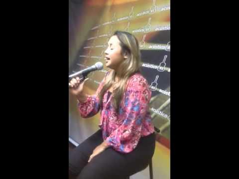 Bruna Karla - Deus vem me socorrer - Acústico93 (10/7/2012)