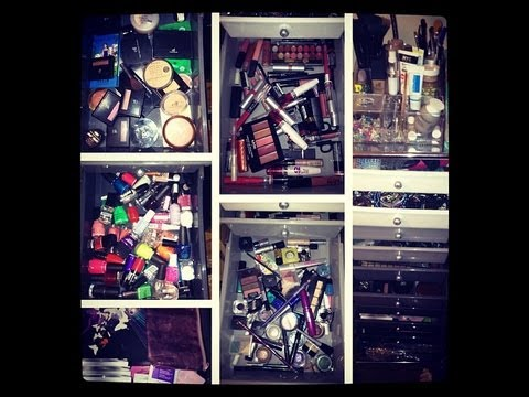 Updated Makeup and Jewelry Collection|Fall 2012💄