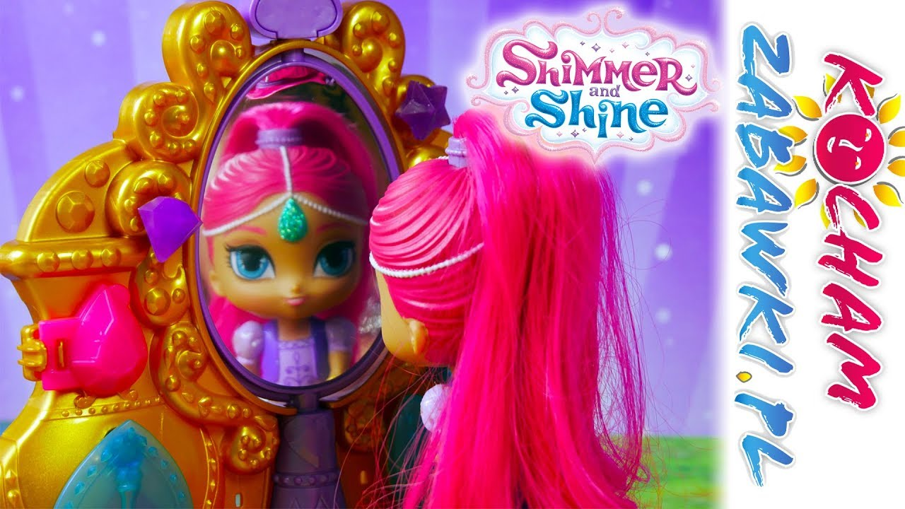 Shimmer i Shine • Zaczarowane lustro • bajki po polsku