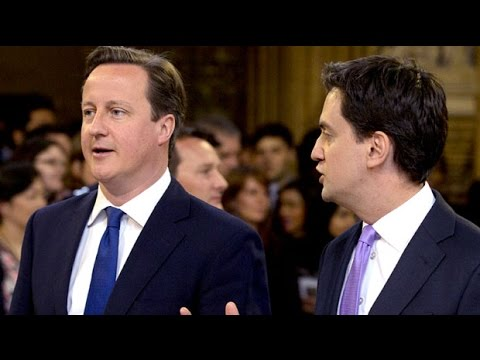 Coalition PMQs: 5 years, 5 key moments