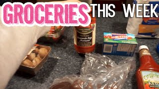 Our Groceries & Meal Plan Week Of 5-4-15 | Tiny Grocery Haul + Pantry Cleanout
