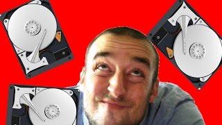 Hard drives talk - fellow tech geeks only