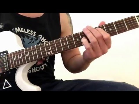 Ghost: Secular Haze - Guitar Lesson