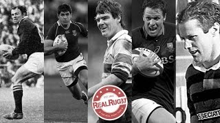 Springbok Rugby - The Greatest Ever Centres