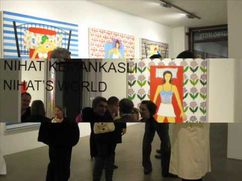 Nihat Kemankasli - Nihat Kemankaşlı - Berlin Art Projects Gallery - Solo Exhibition