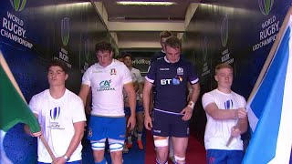Italy 27-26 Scotland - World Rugby U20 Highlights