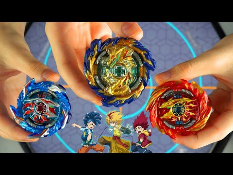 ANIME EPI 7 MIRAGE FAFNIR vs KING HELIOS vs SUPER HYPERION FREE HYUGA HIKARU BEYBLADE BURST SPARKING from YouTube · Duration:  10 minutes 54 seconds
