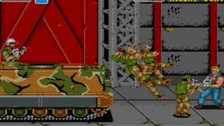 P.O.W. Prisoners Of War Arcade Gameplay Playthrough Longplay