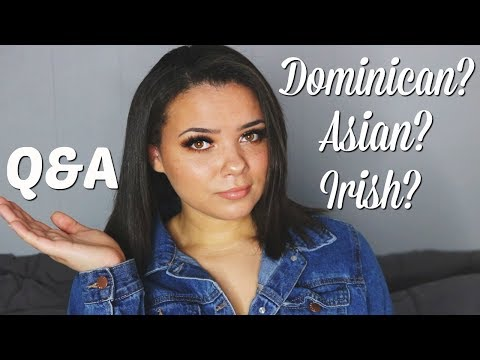 MY ETHNICITY, MY HEIGHT, HOW I GAINED SUBSCRIBERS FAST & MORE!