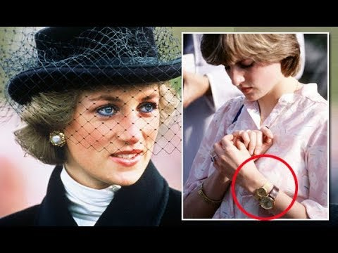 Why Did Princess Diana Wear Two Watches Before She Married Prince