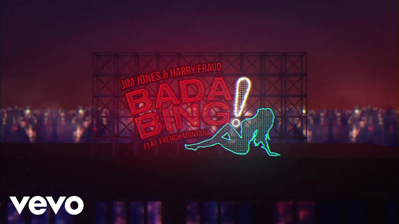 New Video Alert: Jim Jones, Bada Bing (explicit) 3/4/21