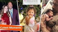 Dwayne 'The Rock' Johnson's Wife & Kids 2018 ► Cute & Funny Moments