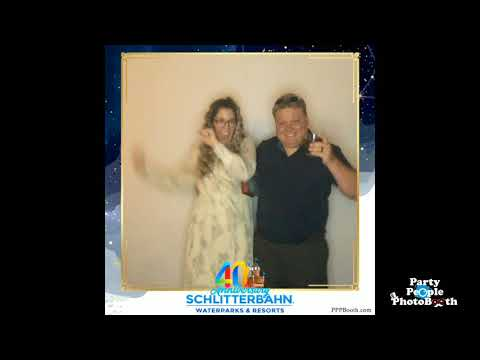 Schlitterbahn 2019 Supervisor's Dinner - Party People Photobooth