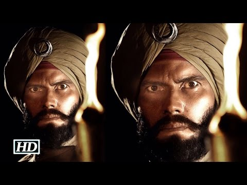 1st Look | Randeep Hooda In Battle of Saragarhi