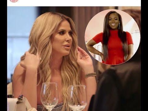 Kim Zolciak Claims Kandi Tried to Eat Her Box but She Denied Her!! from YouTube · Duration:  1 minutes