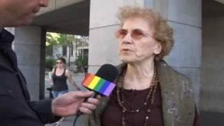 """Les Gaydailles - Vox Pop """"La diférence entre un homo et un hétéro"""""""