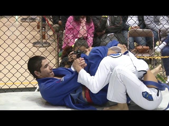 BJJ WFAT VIII   Jiu Jitsu   Victor vs Guilherme