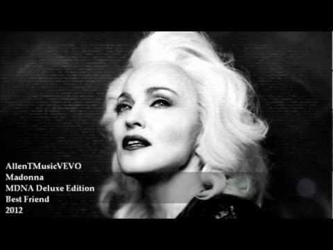 Madonna - Best Friend - Lyrics (MDNA)