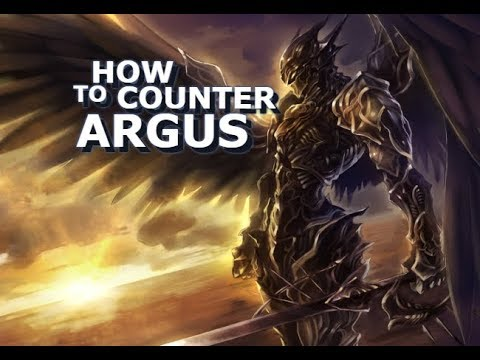 How To Counter Argus The Best Hero Mobile Legends New