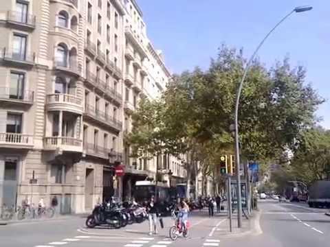 Gran Via de les Corts Catalanes--Barcelona-2014