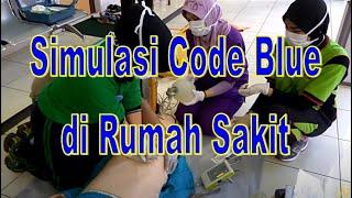 Download Video Simulasi code blue di Rumah Sakit MP3 3GP MP4